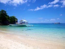Vacanza diving nell'Isola di Malapascua