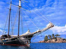 Crociera per subacquei alle Seychelles in veliero – 10 giorni