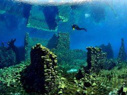 Immersioni nel Lago di Capo d'Acqua in Abruzzo