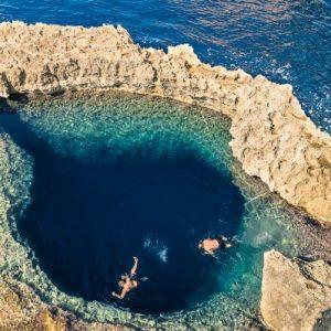 Vacanze diving a Gozo, Malta