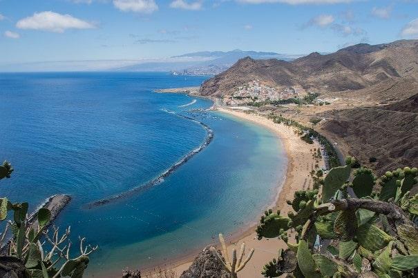 Vacanze Diving a Tenerife | Appartamento con stanze condivise