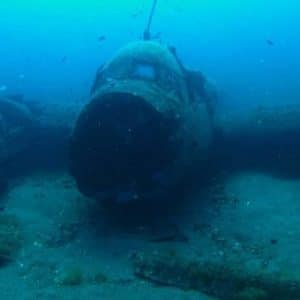 Vacanze diving in Salento alla scoperta dei relitti