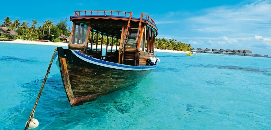 Vacanza alla Maldive