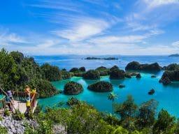 Viaggi diving a Raja Ampat in Indonesia