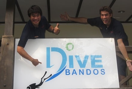 Dive resort Bandos