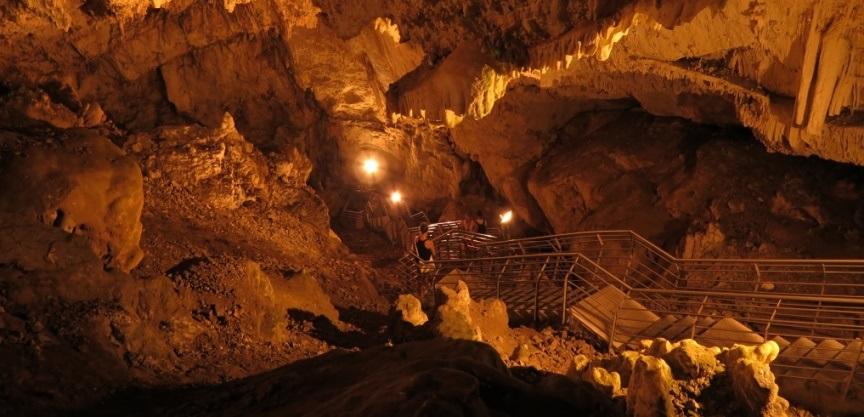 Grotta delle stalattiti Paros