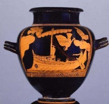 Vaso delle Sirene British Museum
