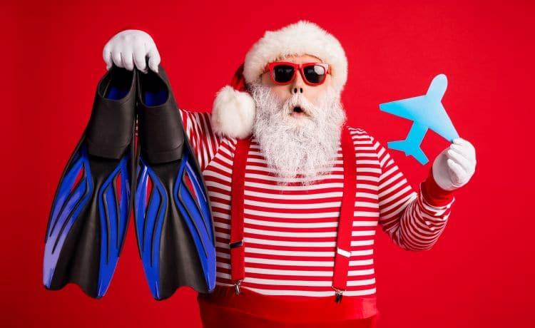 Regali di Natale per subacquei