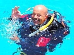 Corsi sub Lampedusa