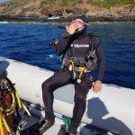 Corsi diving a Ustica