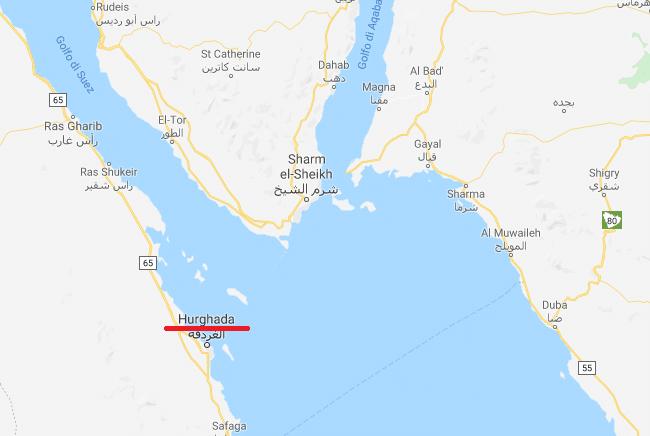 Crociera Mar Rosso (settembre 2020)