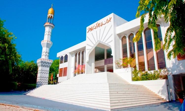Grande moschea del venerdì, Malé