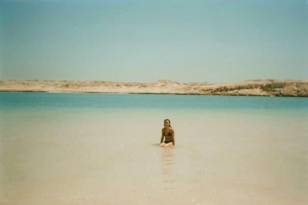 Lago magico di Ras Mohammed