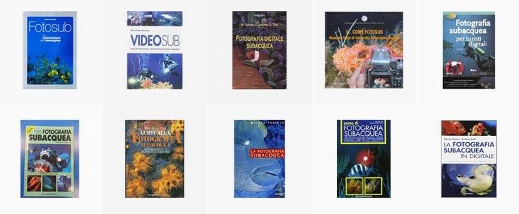 Libri sulla fotografia subacquea
