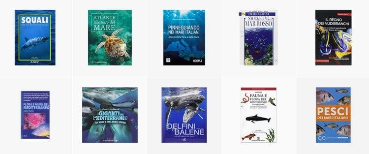 Libri sulle specie marine