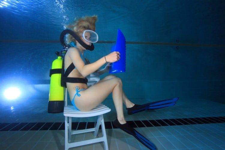 Libri subacquea
