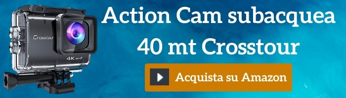 Action cam Crosstour