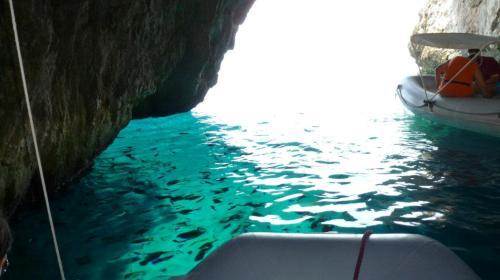 Grotta, Isole Tremiti
