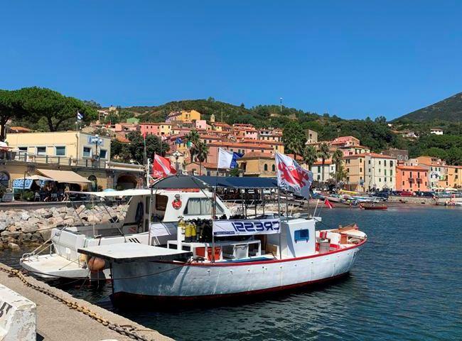 Imbarcazioni Rio Diving, Isola d'Elba