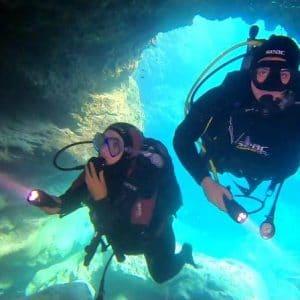 Diving Marzamemi