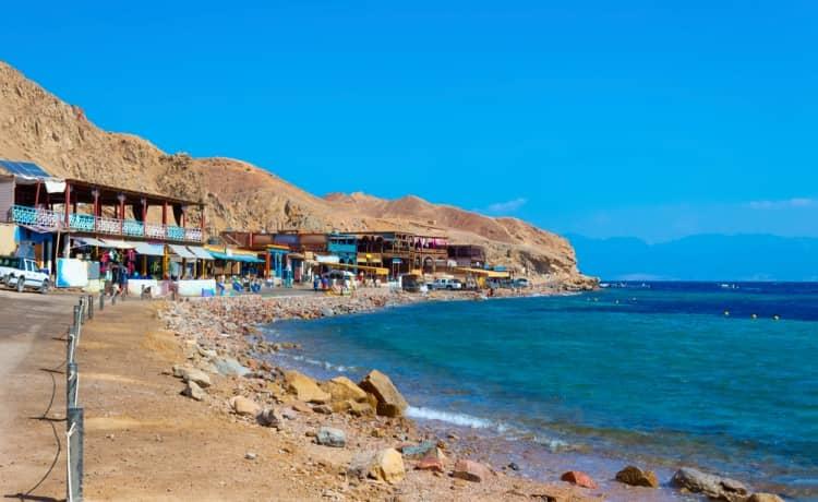 Blue Hole di Dahab, Mar Rosso
