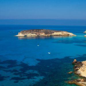 Viaggi sub Lampedusa