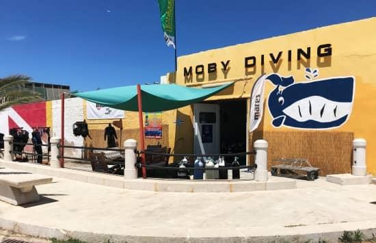 Sede Moby Diving Lampedusa