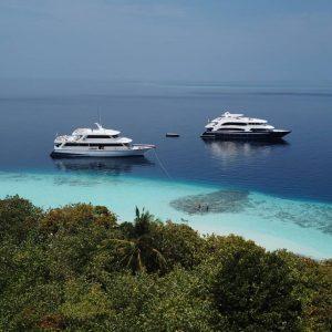 Crociera diving Maldive