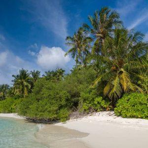 Isola Dhigurah, Maldive