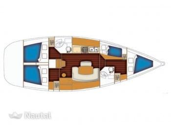 Barca a vela Giuliana