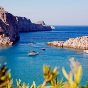 Grecia in barca a vela