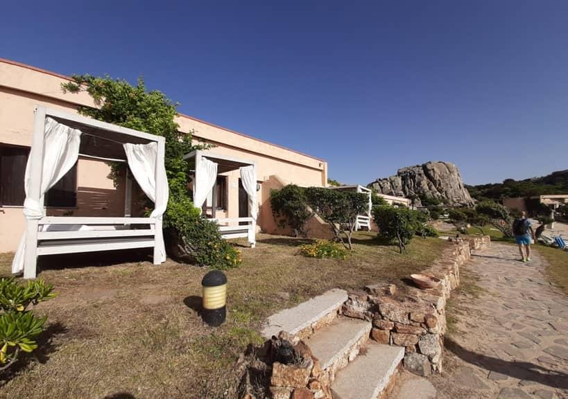 Camere fronte mare, Santo Stefano Resort, La Maddalena