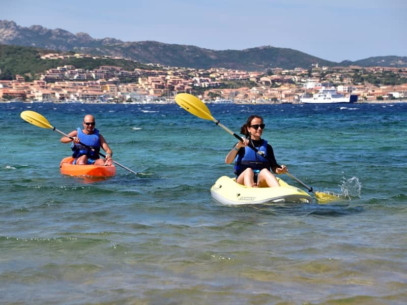 Canoa Santo Stefano Resort, La Maddalena