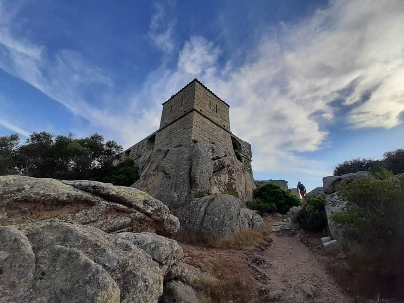 Forte San Giorgio, Isola di Santo Stefano, La Maddalena