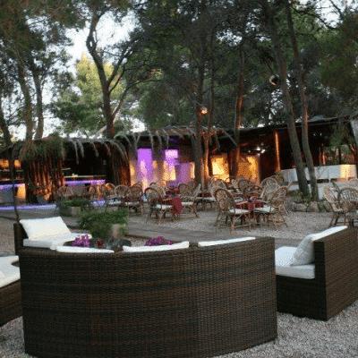 Hotel Le Viole, San Dominno. Isole Tremiti