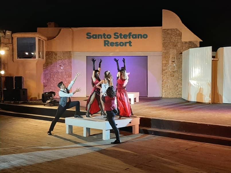 Intrattenimento Santo Stefano Resort, La Maddalena