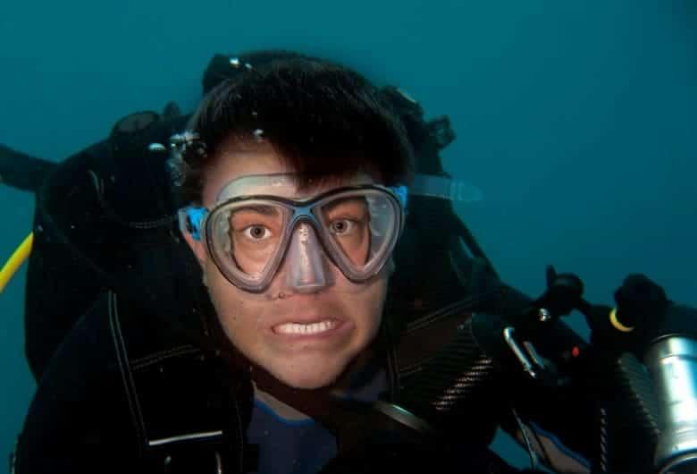 Ipotermia da immersione subacquea